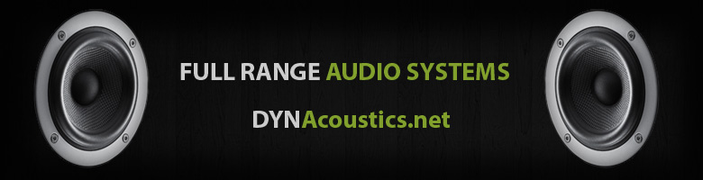 Full Range Audio Systems